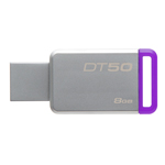 Kingston Data Traveler 50 Flashdrive 8GB (DT50)