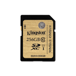 Kingston SDXC UHS-I Ultimate Class10 Memory Card 256 GB
